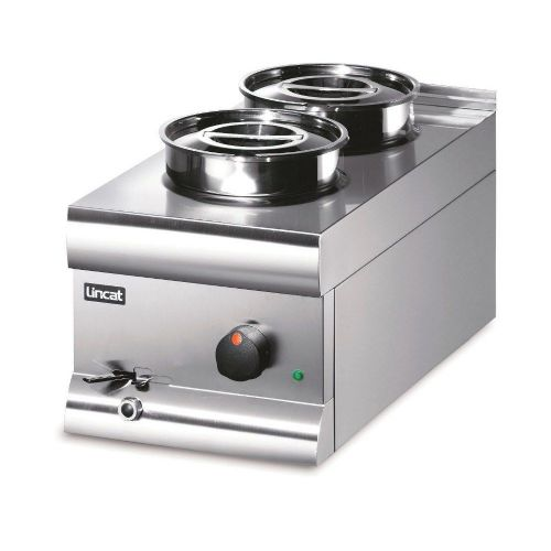 Lincat Silverlink 600 BS3W Stainless Steel Wet Heat Bain Marie